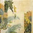 encaustic/Sunflower-small